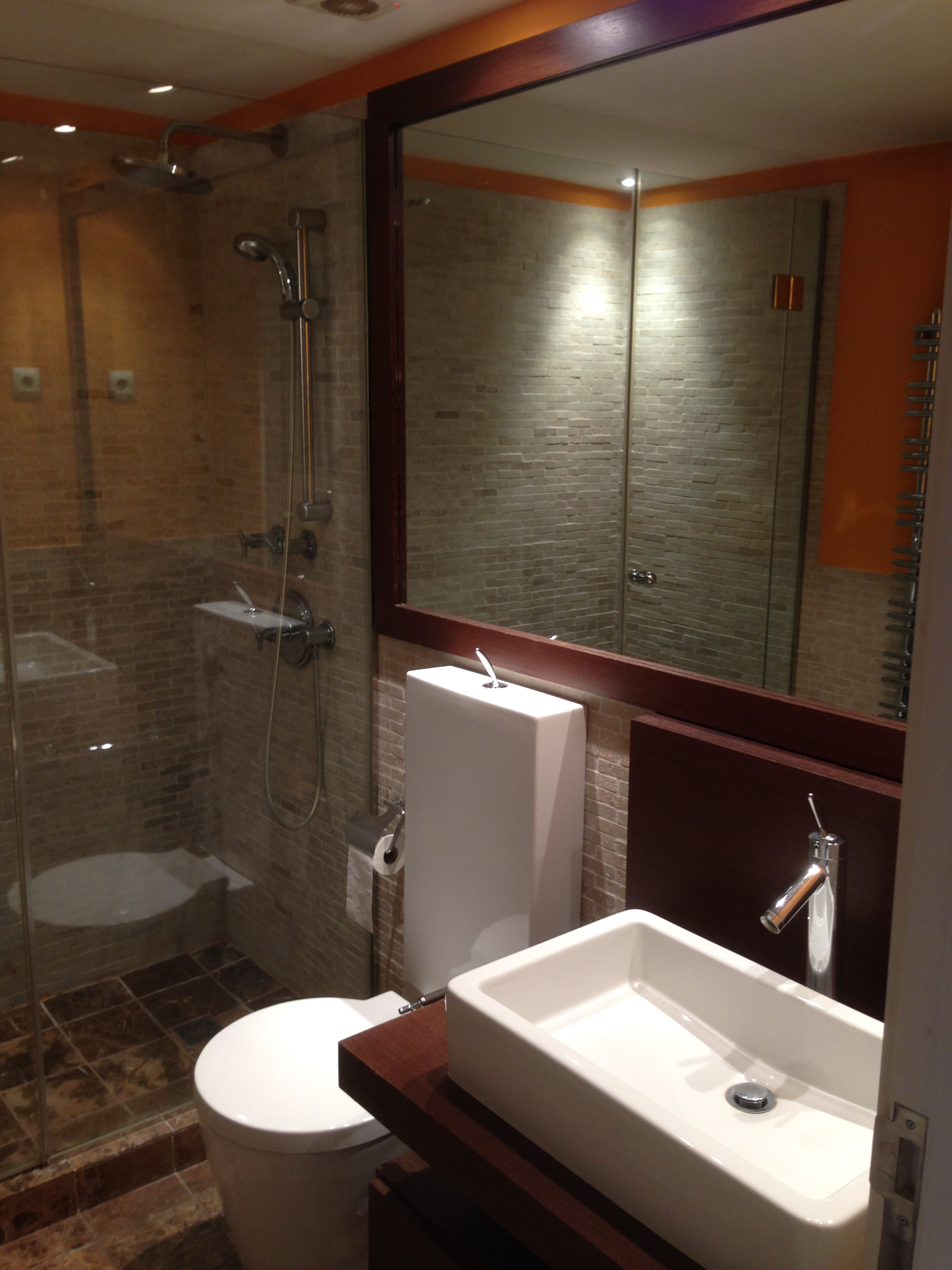 Reforma de baño y aseo en Madrid